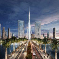The Tower самое высокое здания в мире